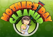 Mothers day cleanup